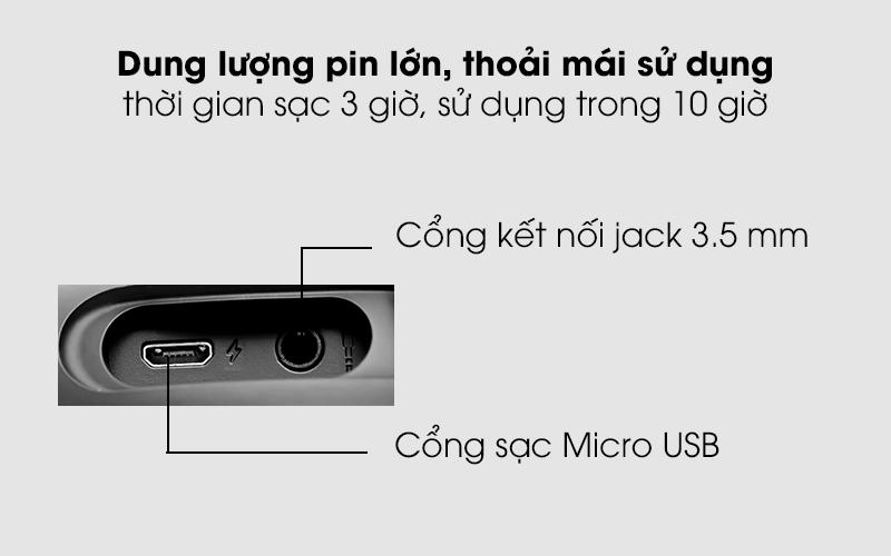 Thoải mái sử dụng - Loa Bluetooth JBL Clip 3