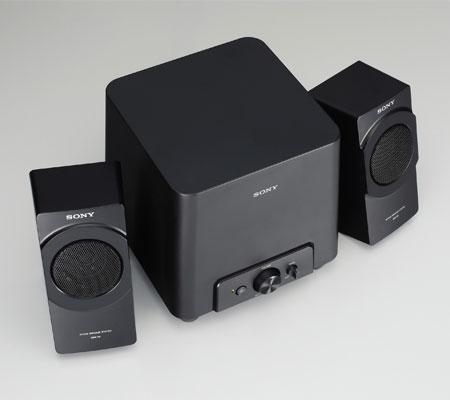Loa vi tính Sony SRS-D4