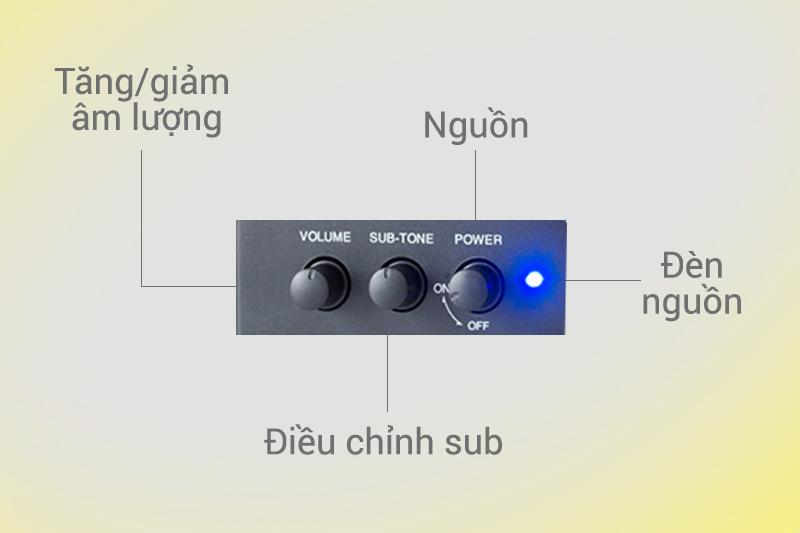 Loa vi tính SoundMax A150-2.0.