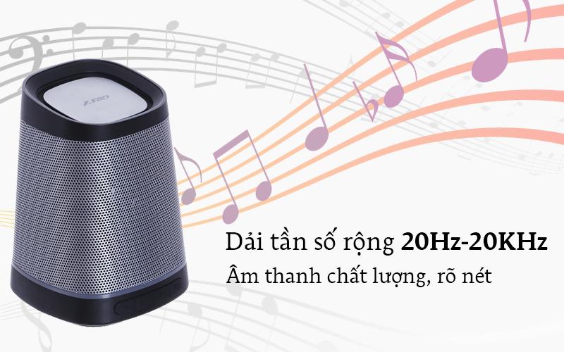 Loa Bluetooth Fenda W7 - Âm thanh nghe tốt, chi tiết