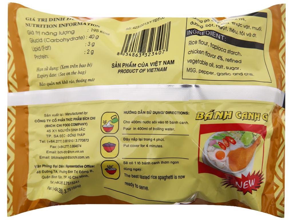 Bánh canh gà Vina Bích Chi gói 60g 3