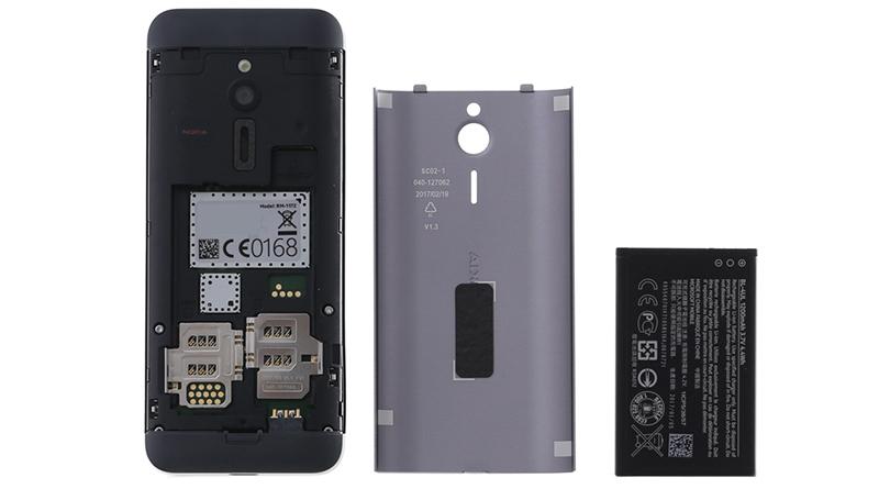 Đánh giá điện thoại Nokia 230