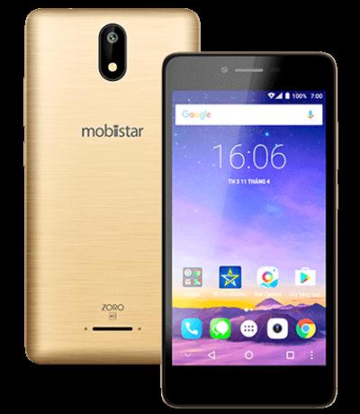 Điện thoại Mobiistar Zoro 4G