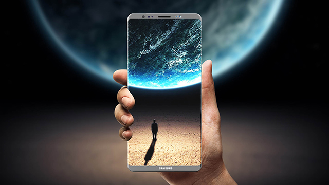 Samsung Galaxy Note 8 - កាមេរ៉ាក្រោយពីរ