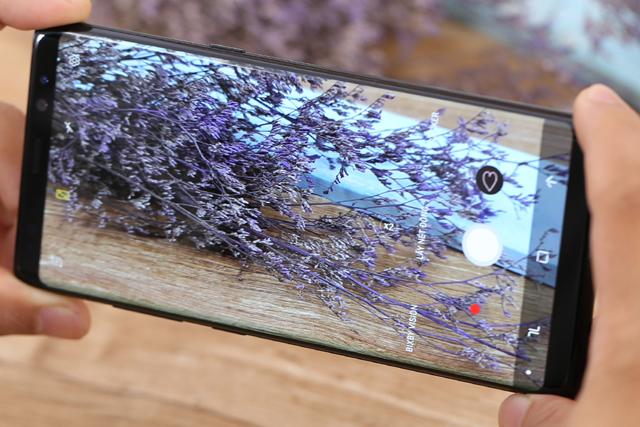 Samsung Galaxy Note 8 - កាមេរ៉ាក្រោយ