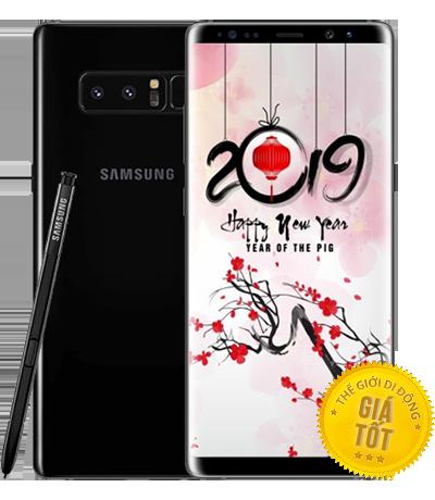 Điện thoại Samsung Galaxy Note 8