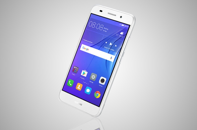 Thiết kế điện thoại Huawei Y3 2017