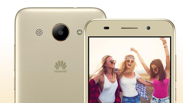 Camera điện thoại Huawei Y3 2017