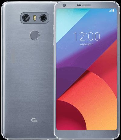 Điện thoại LG G6 Plus