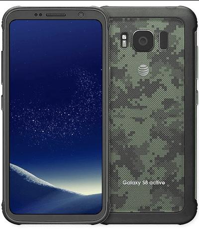 Điện thoại Samsung Galaxy S8 Active