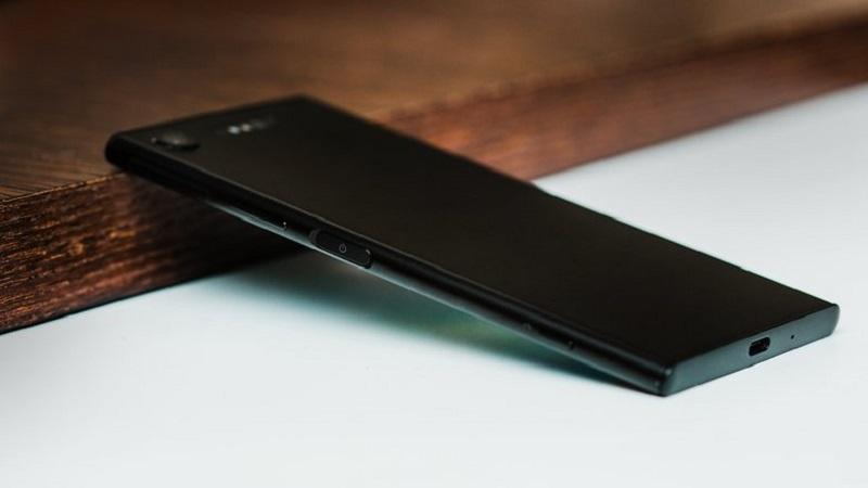 Trải nghiệm điện thoại Sony Xperia XZ1