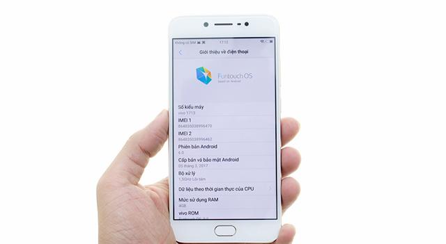 Màn hình điện thoại Vivo V5s
