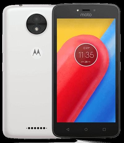 Điện thoại Motorola Moto C 4G