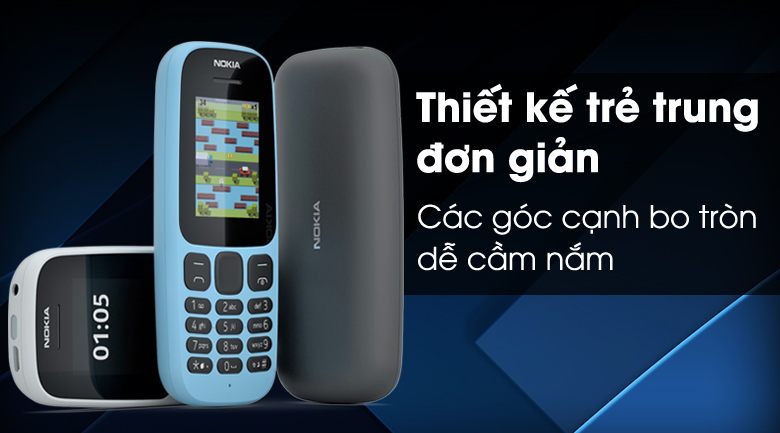 Kết quả hình ảnh cho Nokia 105