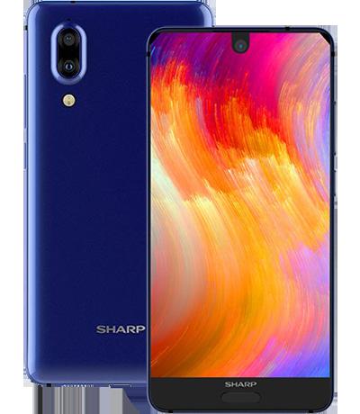 Điện thoại Sharp Aquos S2