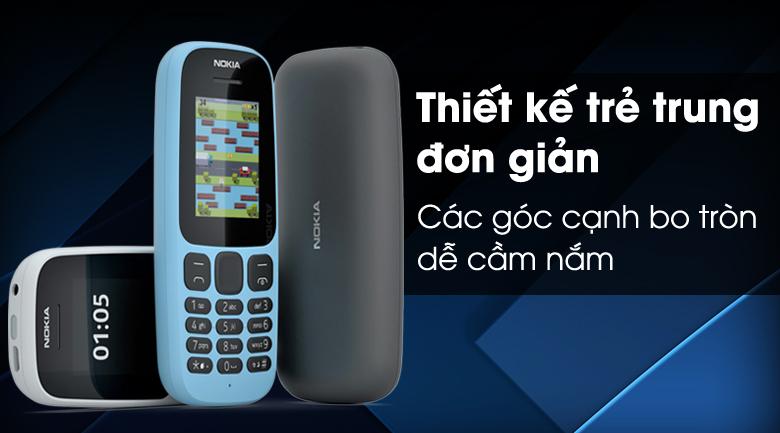 Nokia 105 Single Sim (2017)