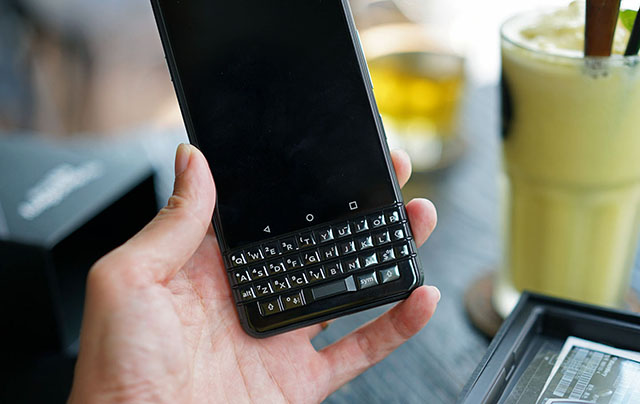 Bàn phím điện thoại BlackBerry KEYone chính hãng