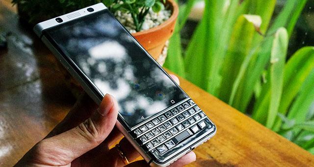 Màn hình điện thoại BlackBerry KEYone chính hãng