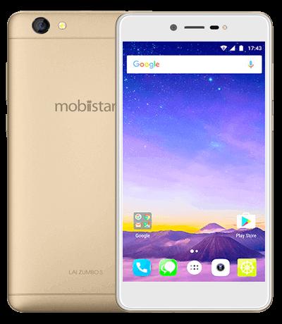 Điện thoại Mobiistar Lai Zumbo S Lite (2017)