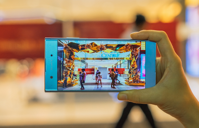 Màn hình điện thoại Sony Xperia XA1 Plus