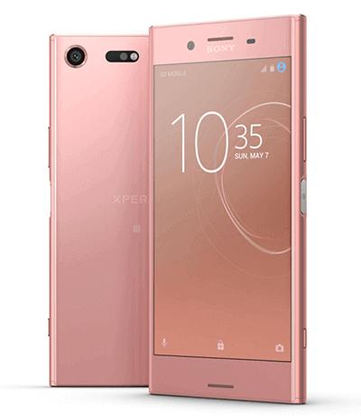 Điện thoại Sony Xperia XZ Premium Pink Gold