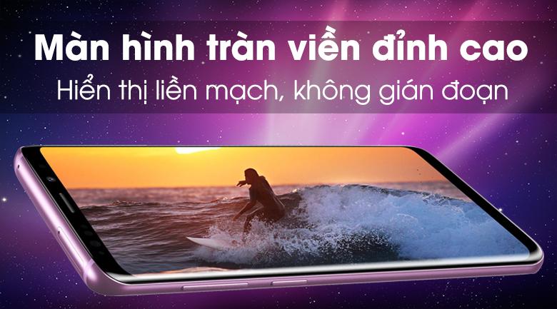 Điện thoại Samsung Galaxy S9 2
