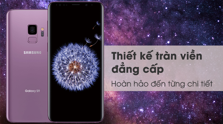 Điện thoại Samsung Galaxy S9 1