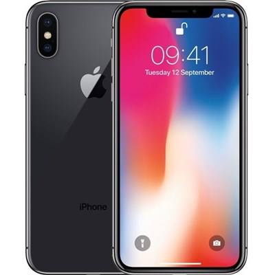 iPhone X 256GB Sliver