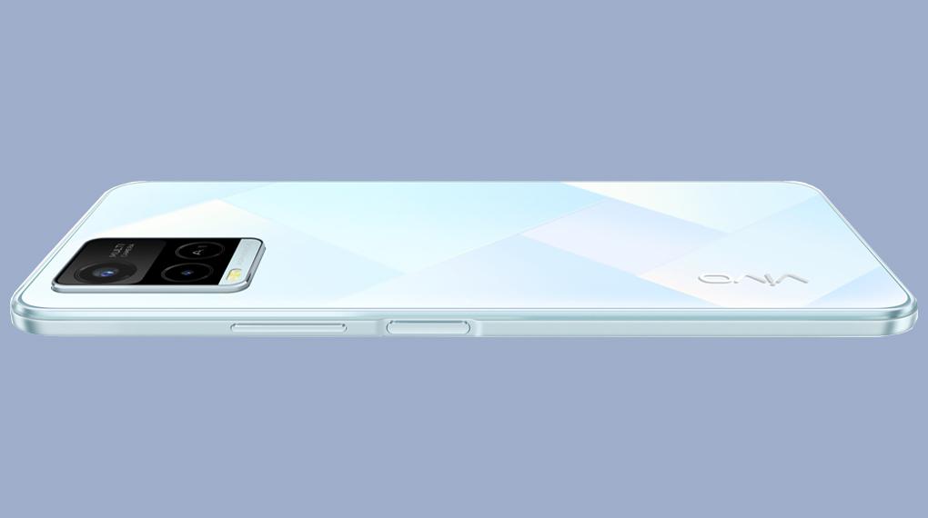 Vivo Y21 - Độ dày đạt 8 mm