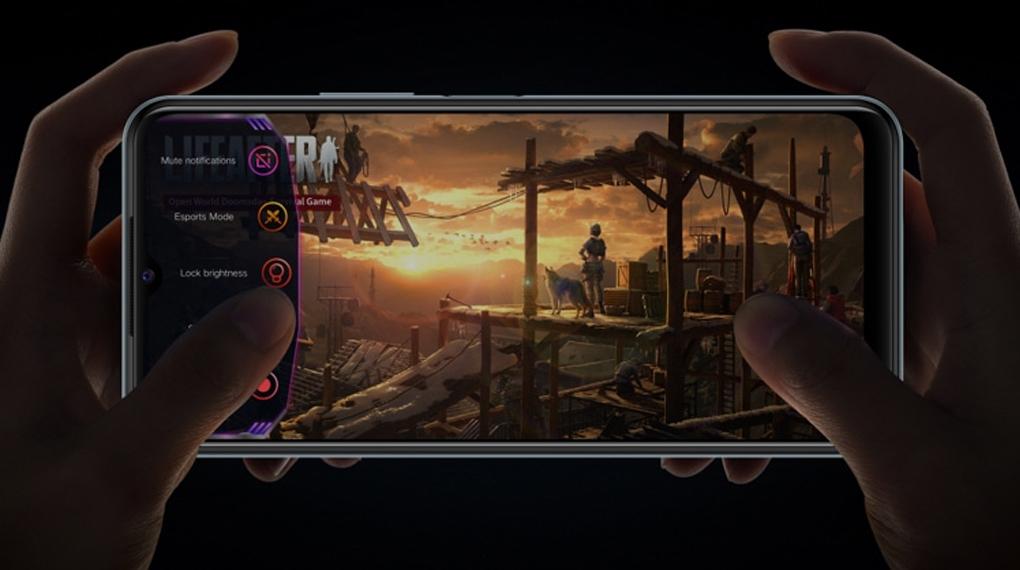 Vivo Y21 - Ultra Game Mode