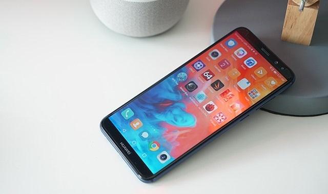 Thiết kế điện thoại Huawei Nova 2i