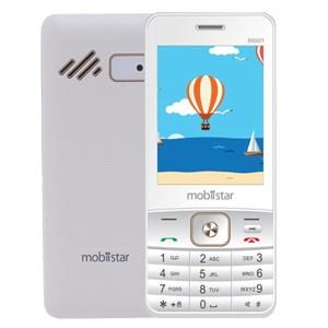 Điện thoại Mobiistar B821 Trắng
