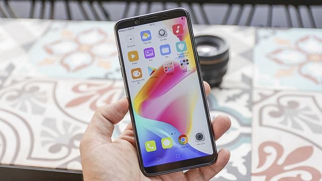 Màn hình điện thoại OPPO F5 6GB