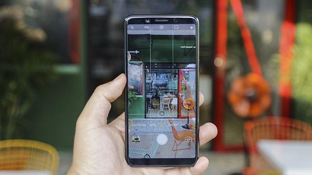 Camera điện thoại OPPO F5 6GB