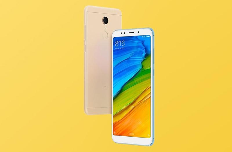 Thiết kế điện thoại Xiaomi Redmi 5
