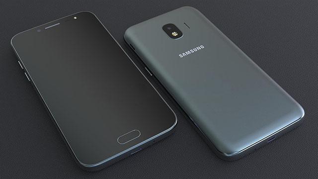Thiết kế  Samsung Galaxy J2 Pro (2018)