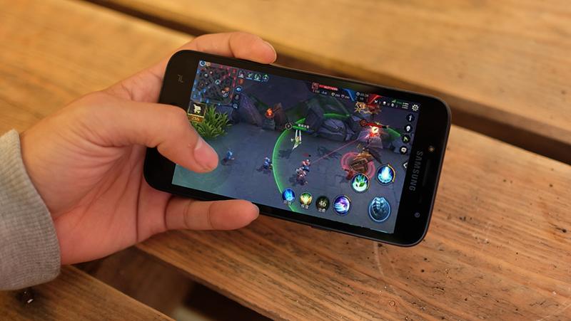 Trải nghiệm game Samsung Galaxy J2 Pro (2018)