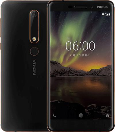 Điện thoại Nokia 6 new