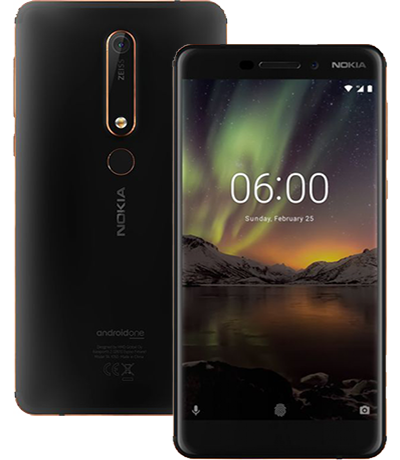 Image result for nokia 6.1