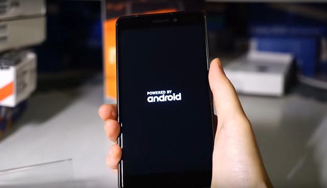Android trên điện thoại Nokia 6.1
