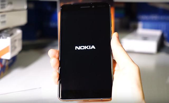 Màn hình điện thoại Nokia 6.1
