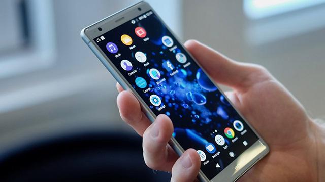 Màn hình điện thoại Sony Xperia XZ2