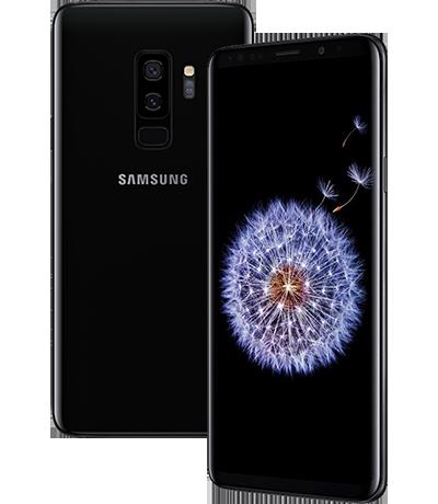 Điện thoại Samsung Galaxy S9+ 64GB đen