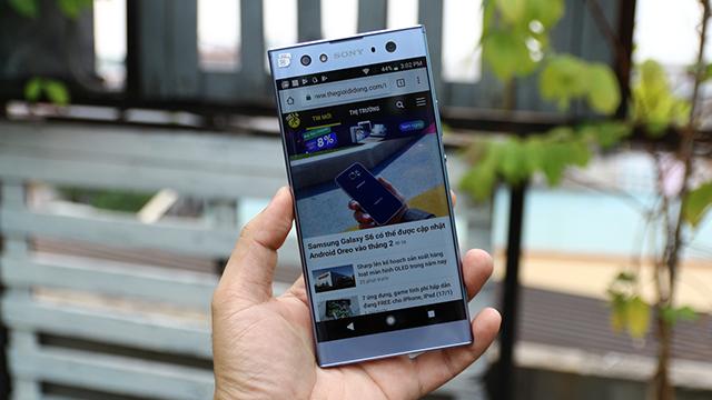 Điện thoại Sony Xperia XA2 Ultra