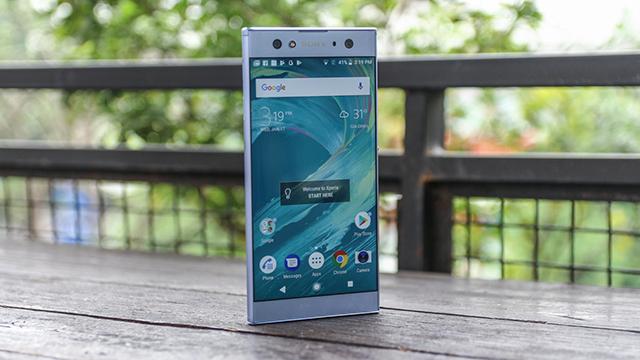 Màn hình điện thoại Sony Xperia XA2 Ultra