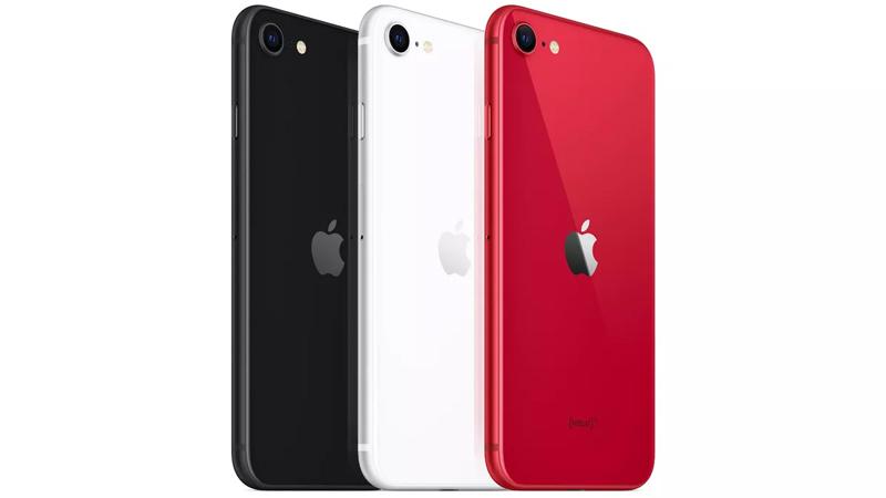 Các phiên bản Điện thoại iPhone SE (2020)