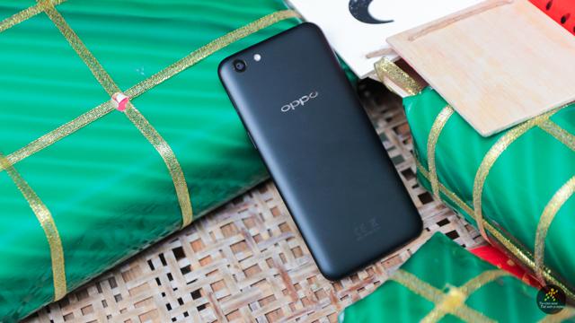 Thiết kế điện thoại OPPO A71 2018