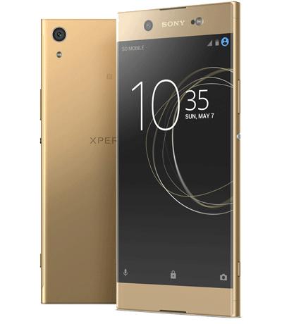 Điện thoại Sony Xperia XA1 Ultra Gold (Vàng)