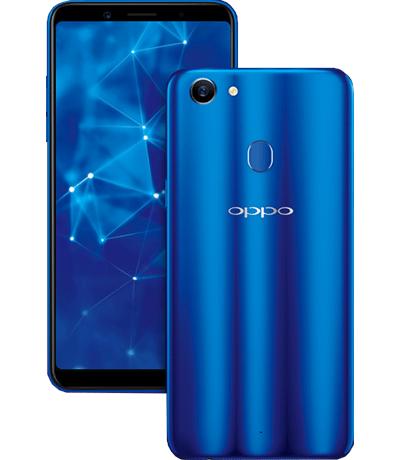 Điện thoại OPPO F5 Xanh