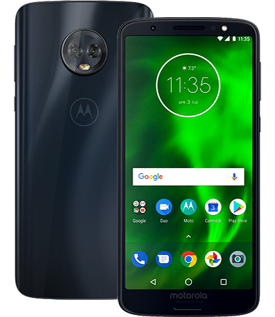 Điện thoại Motorola Moto G6 Plus